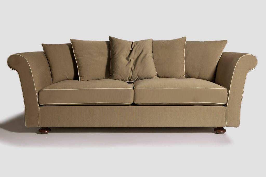 Divano su misura modello ester divani su progetto - Divano 250 cm ...