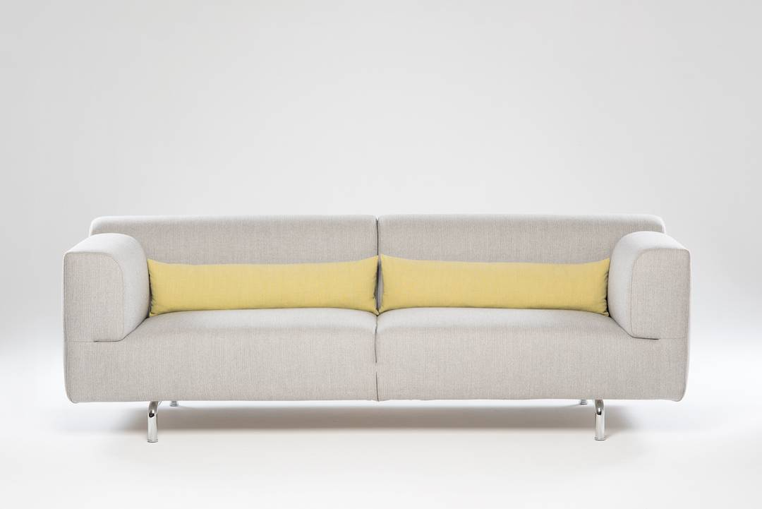 sofa on project made in Italy
