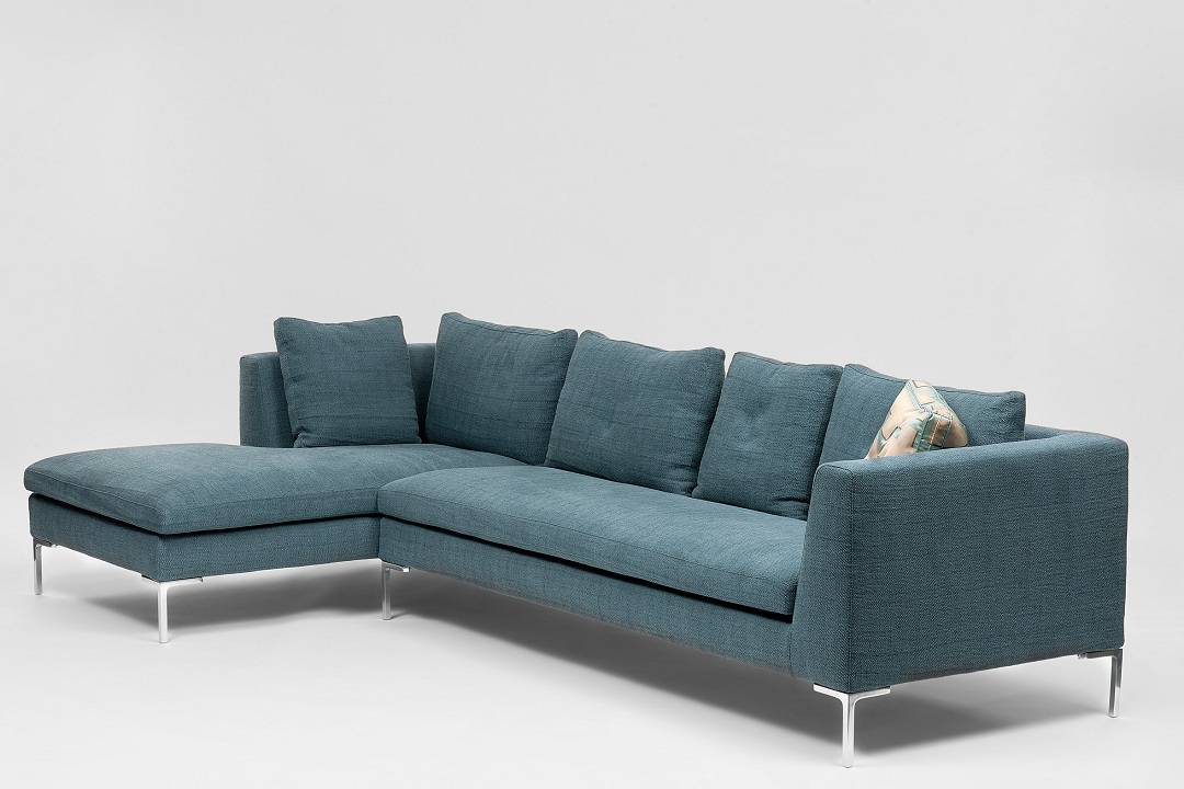 custom made sofa Sirio by scandaletti Italy