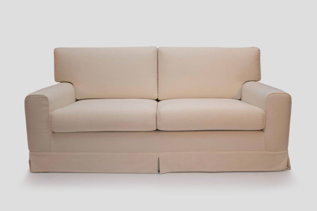 hand crafted sofa by Scandaletti