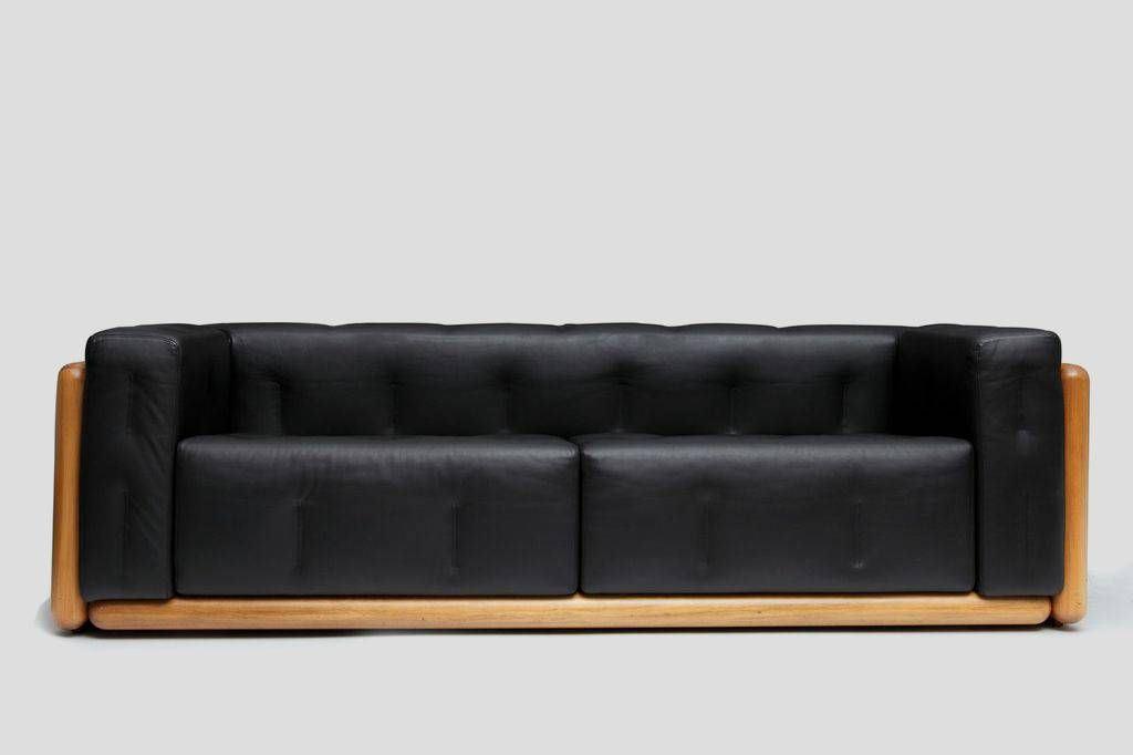 hand crafted sofa