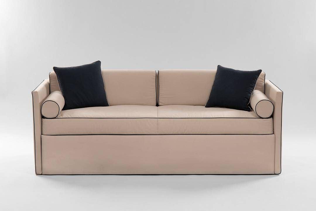 Dimensioni divano letto fabulous divano letto con materasso super comodo h cm ampia scelta - Divano letto dimensioni ...