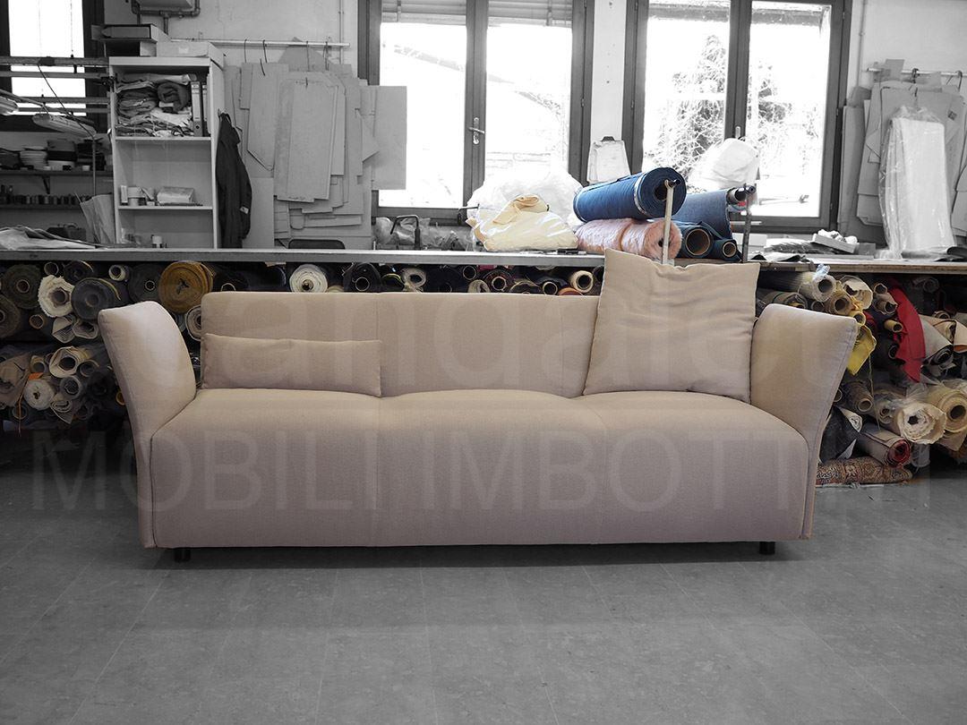 Restauro divano e poltrona de padova tuareg - Divano letto padova ...