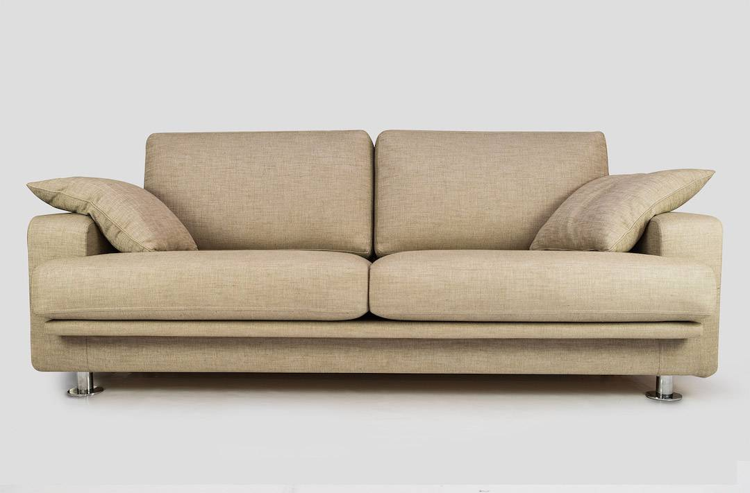 sofa on project Plasir by scandaletti