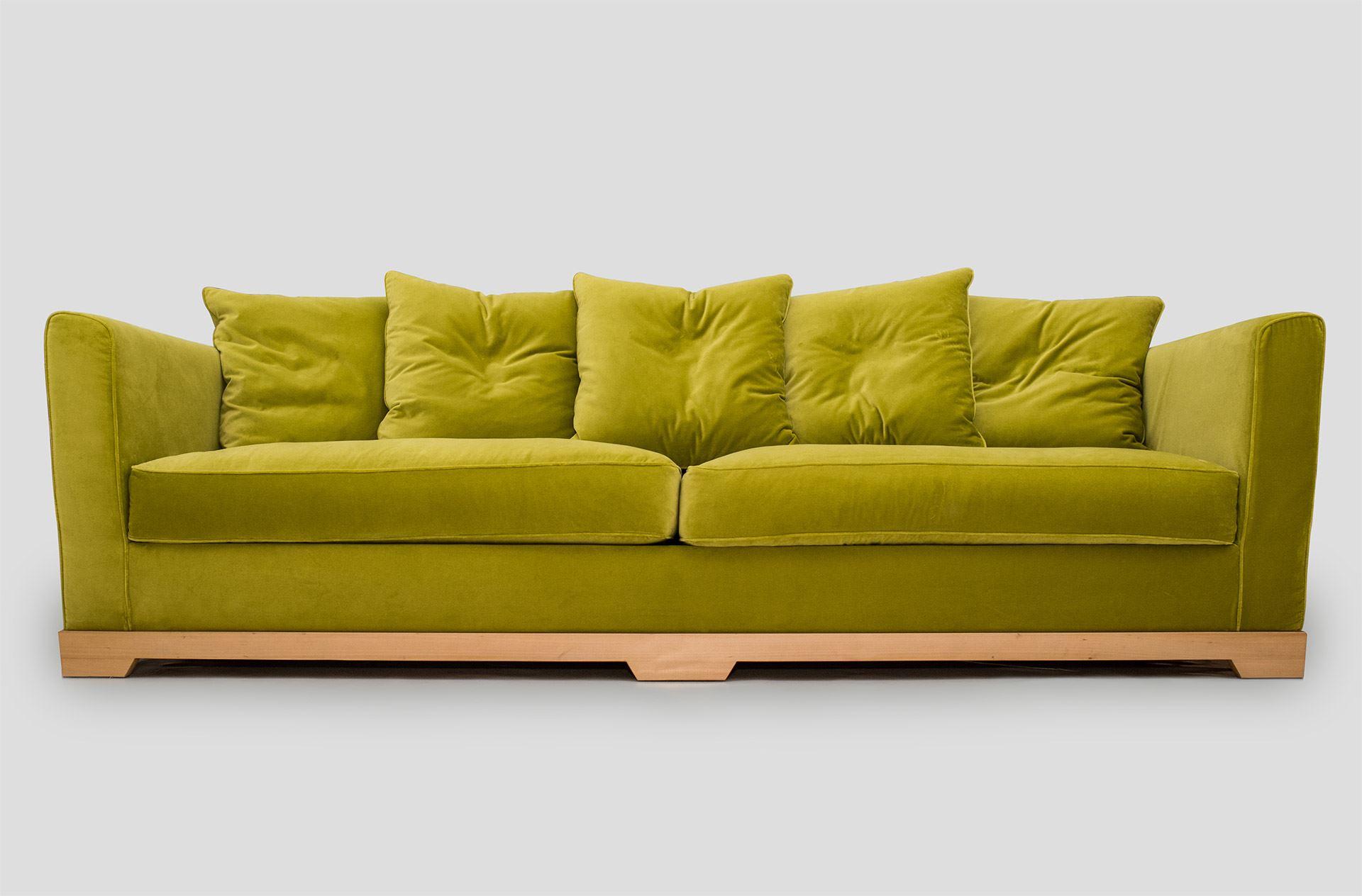 sofa on project Diana