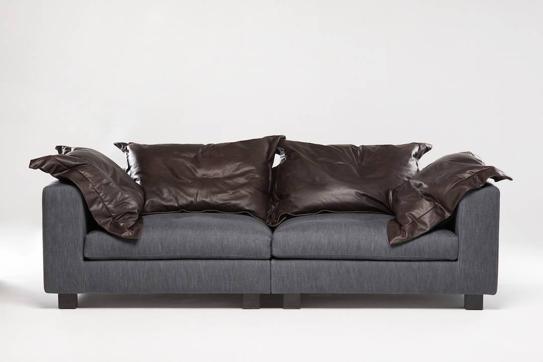 custom sofa by scandaletti
