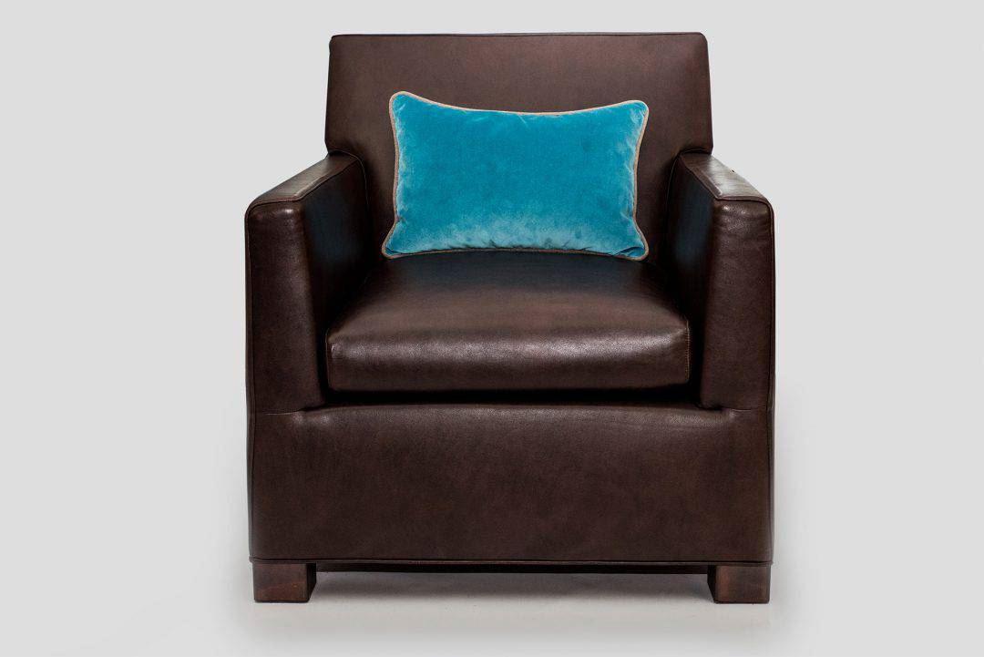 custom made italian armchairs