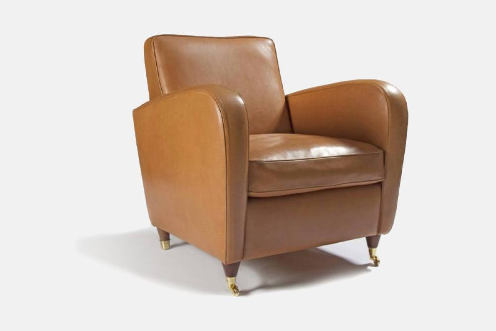 custom made armchair by scandaletti Italy
