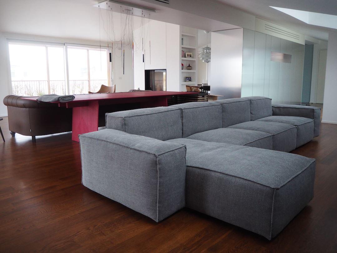 com'è fatto un divano