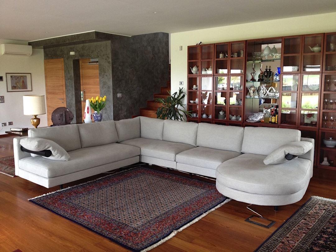 Divani b b italia di antonio citterio riparazione divani for Divani b b